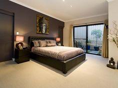 bedroom ideas with decorative lighting, down lighting and pendant lighting