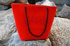 ShopperBag czerwona