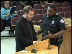 Priest Nearly Arrested at Council Meeting for Exercising First Amendment