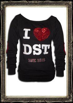 I HEART DST... love!
