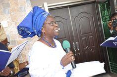 Church Steward - Chief (Mrs) F.E. Bero