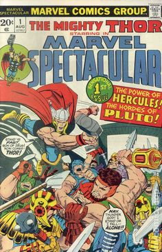Marvel Spectacular (1973) 1