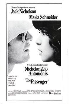 the passenger movie poster MARIA SCHNEIDER JACK NICHOLSON unique 24X36 HOT