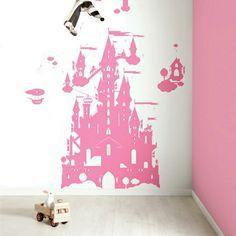 Pink Glow Castle