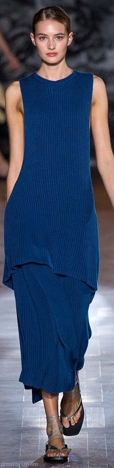 "Stella McCartney- Vegan -  Spring 2015 RTW - How Stella Got Her Groove Back! Yes, I ""borrowed a book title!"
