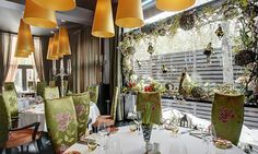 Culinary sophistication and high standards for time to make memories for anyone in the restaurant. But we are looking for more unusual designs and often ending lust for a big interior in a place like this.