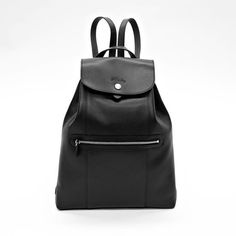 Longchamp Backpack - Veau Foulonne -...     $530.00