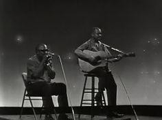 ♫ Sonny Terry & Brownie McGhee - 'Cornbread, Peas & Black Molasses'  (on CBC's Festival edition of The Blues in Canada from December 28, 1966)