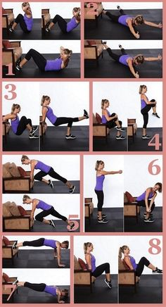 Ultimate ab workout... gotta look fit under all my glam dresses that I don't have - Click image to find more health posts