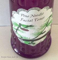 Hometalk :: Homemade Pine Needle Facial Toner