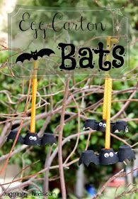 Juggling With Kids: Egg Carton Bats