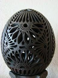 Black clay pottery from Oaxaca.