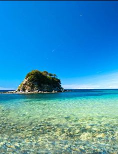 Tuscany – Elba Island – Beach of Pauline