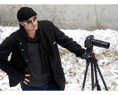 "Leica ""Brad Pitt"""
