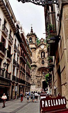 """""""Paellador"""", Donostia/San Sebastian. a photo from Guipuzcoa, Pais Vasco"""