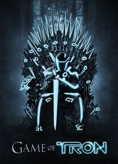 In the Game of Tron, you win or you de-rez.