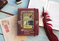 Antique Dorothy Diary Scheduler Vol. 3