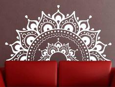 Mandala Art, Mandala Stencils, Mandala Drawing, Rangoli Borders, Rangoli Border Designs, Rangoli Designs Images, Free Hand Rangoli Design, Small Rangoli Design, Wall Painting Decor
