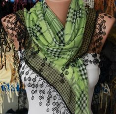 A scarf changes everything