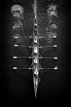 Quadruple sculls.