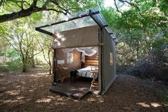Platbos forest, between Stanford and Gansbaai Provinces Of South Africa, Cape Town South Africa, Holiday Destinations, Wine Country, Glamping, Outdoor Gear, Outdoor Structures, Log Cabins, Lodges