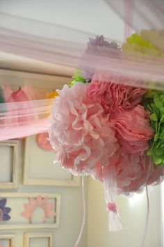 The Little Nook: Once Upon a Time...    Princess Party