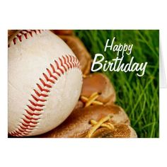 Happy Birthday Son Baseball with Mitt Postcard baseball players, baseball cards, baseball ideas Happy Birthday Baseball, 21st Birthday Quotes, Happy Birthday Best Friend, Birthday Quotes For Daughter, Happy Birthday Funny, Sons Birthday, Happy Birthday Greetings, Birthday Wishes, Birthday Ideas