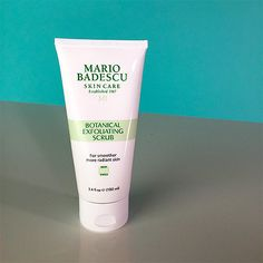Exclusive: Mario Badescu Releases First New Product in 2 Years!: I have combination skin, and when it's dry, it's like a snake shedding its skin.