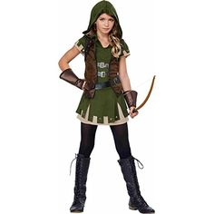 spirit halloween robin costume