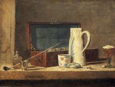 Chardin...a master of still life