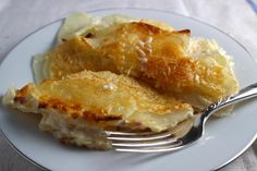 Easter, Christmas, or Even Tonight...Potatoes Grand Mere Is a Special Occasion Dish: Potatoes Grand Mere