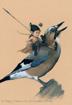 Jean- Baptiste Monge. . Жан-Батист Монж. . Сказочный мир - Город.томск.ру