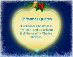 Charles Dickens quote on Christmas from his beloved Christmas-themed novel - A Christmas Carol