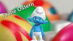 Osterhase mit der kleinen Nase....Ostern Osterei Schlumpf der Schlümpfe von Zoobe deutsch