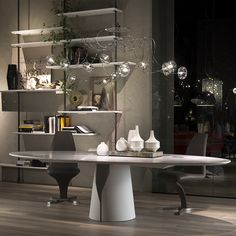 Giano Dining Table by Cattelan