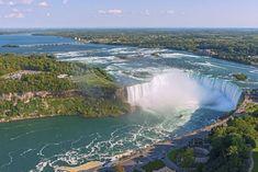 Canada: Niagara River, Falls and Parkway