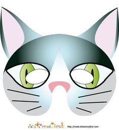 Coloriage De Masque Chat.83 Meilleures Images Du Tableau Coloriage Masque Masks Preschool