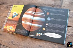 Nobrow Press | Professor Astro Cat's Frontiers of Space