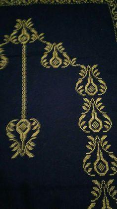 Crochet Necklace, Cross Stitch, Jewelry, Ideas, Needlepoint, Punto De Cruz, Jewlery, Jewerly, Seed Stitch