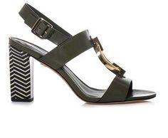 Diane von Furstenberg Padme sandals sur shopstyle.fr
