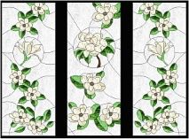 Image from http://www.panedexpressions.com/patterns/cabinet/thumbnails/071-floral-magnolia-blossoms.jpg.