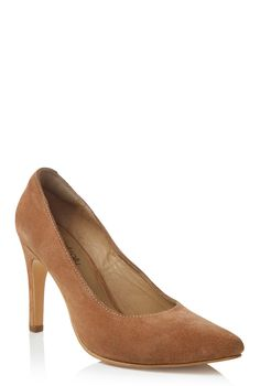 LTS Sophia Leather High Heel
