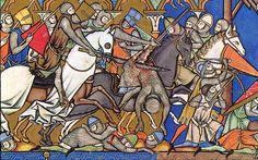 A Batalha de Montgisard é um grande exemplo do poder de uma fé inabalável.