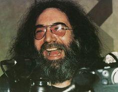 Jerry Garcia- that smile ❤️