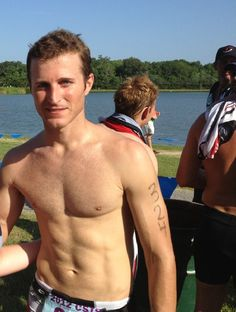 Sorry Channing you have nothing on Kasey Kahne now haha