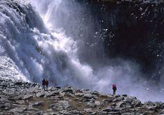 Jokulsargljufur region of Vatnajokull National Park