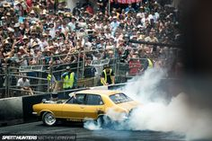 Summernats In Horsepower We Trust - Speedhunters Aussie Muscle Cars, Religious Experience, Drag Racing, Australia, Smoke, Type, Patterns, Smoking, Acting