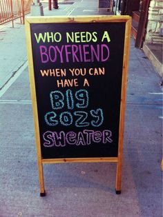 Haha true but i all ready have a boyfriend!!! This pin goes out to the single lady's!!!! LOL