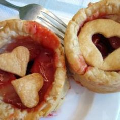 Make an individual-serving pie in a small canning jar or freeze for later. Could be a cool gift too. Even uses prepared rolled piecrust and either your favorite pie filling or canned pie filling. I just can't figure out why the crust seems to bake down the side of the jar ...