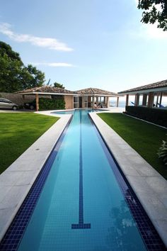Definitely a swimmer's home. Now where is that starting block? 제우스뱅크 http://pink14.com 제우스뱅크